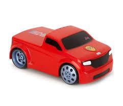 100 Cars N Trucks Touch N Go Racer Truck Red Little Tikes