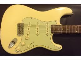 Fender USA John Mayer Signature Stratocaster Olympic White