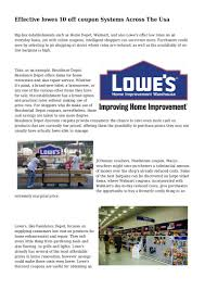 Effective Lowes 10 Off Coupon Systems Across The Usa Coupon Details Theeducationcenter Com Coupon Code 25 Off Home Depot Codes Top November 2019 Deals The Credit Cards Reviewed Worth It 40 Honeywell Air Filters Southern Savers Everything You Need To Know About Online Best Deals For July 814 Amazon Houzz And More Coupons 20 Printable Seo Case Study We Beat Lowes Then How Save Money At Michaels Tips 10 Off Ways Save Money Clark Howard