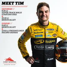 MEET TIM // Alliance Truck Parts... - Freightliner Racing | Facebook