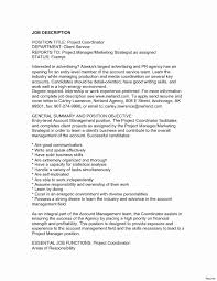 Entry Level Project Manager Resume Awesome Sample Download As Image File