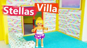 playmobil luxus villa einrichtung wohnzimmer diy stellas neue villa boden wand