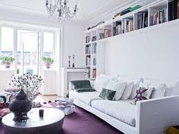 100 Bright Apartment Interior Design By Nina Nyborg White Livingroom