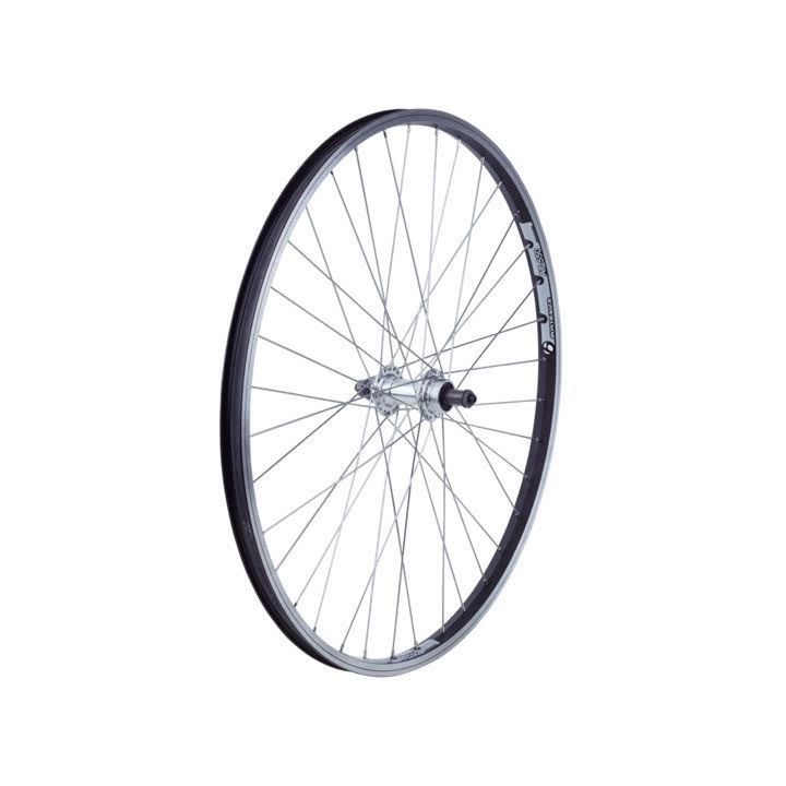 Bontrager AT-550 26 Mountain Bike Wheel in Silver