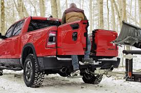 100 Truck Tailgate Steps The War Heats Up 2019 RAM Multifunction