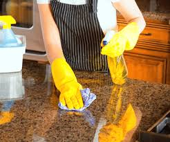 Tips and Tricks for Cleaning and Sealing Your Granite Countertops
