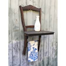 100 Repurposed Table And Chairs Chair Wall Shelf