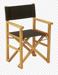 Table Director's Chair Furniture Folding Chair, PNG ...