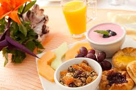 Hearty Healthful Southern Breakfast At BR
