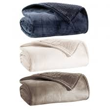 plaid taupe pour canapé plaid de canapé delux winkler