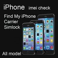 Full GSX report IMEI check iPhone Carrier Sim lock Find My