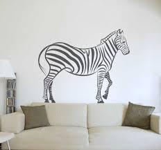 aufkleber zebra