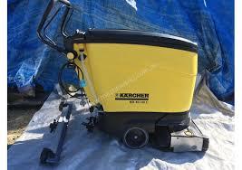 Karcher Floor Scrubber Attachment by Used Karcher Br 45 40 C Walk Behind Floor Scrubber In Pakenham