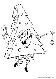 Free SpongeBob SquarePants Printable Coloring Pages For Kids