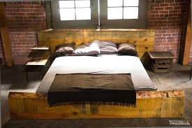 Industrial Bedroom Set Image Of Furniture Rustic