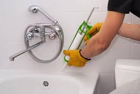 schimmel im bad vorbeugen dauerhaft entfernen