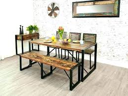 Corner Bench Dining Room Table Benches For Tables Brilliant Chair