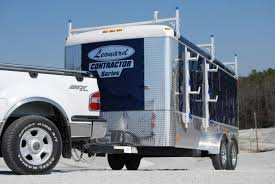 Construction Trailers | Leonard Buildings & Truck Accessories
