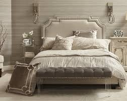Wayfair Metal Queen Headboards by Darby Home Co Galway Tiered Clipped Corner Queen Upholstered Panel