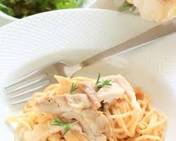 recette pate au creme fraiche recette pâtes à la crème fraîche et à la dinde