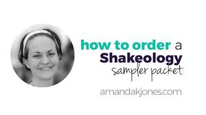 How To Order A Shakeology Sampler Pack