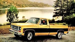 Chevrolet C10 Cheyenne Fleetside Pickup Truck 1973 - YouTube