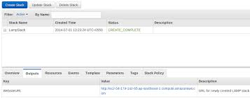 Install Lamp Ubuntu 1404 Aws by Install Lamp Stack Using Cloud Formation To The New Blog