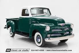 1954 Chevrolet 3100 | Classic Car Studio 1954 Chevrolet Panel Truck For Sale On Classiccarscom 3100 Classics Autotrader Roletchevy 1 Ton 3800 Panel Truck Chevrolet Retro Custom Hot Rod Rods H Chevy Yarils Customs Filerearview Truckjpg Wikimedia Commons Joey Taz Hchens Chopped The A Homebuilt Pickup Inspired By Street Rodder Hot Rod Dukes Auto Sales 1956 Delivery Panel Truck Trucks Pinterest Ez Chassis Swaps