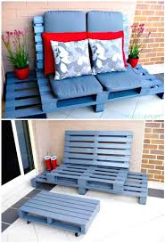 how to diy wooden pallet chillout lounge pallet projects