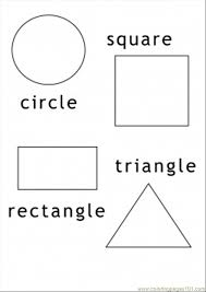 Free Worksheets Geometric Shapes