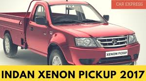 100 Cheapest Pickup Truck Indian TATA XENON 2017 Model Review Best