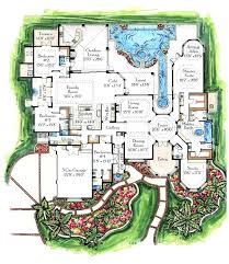 Small Hotel Floor Plan Design For Extended Family Living Breathtaking Luxury Contemporary Tropical Home Plans