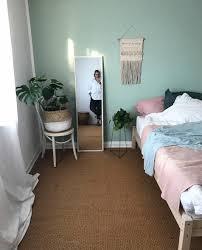 wandfarbe mint schlafzimmer wohnkonfetti