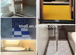 interlocking rubber floor tiles drainage rubber mats zyouhoukan