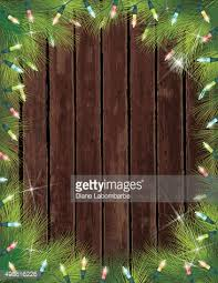Twinkling Christmas Tree Lights Canada by Twinkling Christmas Lights Evergreen Wood Background Vector Art