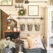 Stylish Idea Rustic Living Room Wall Decor With Best 25 Ideas On Pinterest Farmhouse