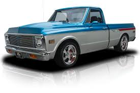 135409 1971 Chevrolet C10 RK Motors Classic Cars For Sale