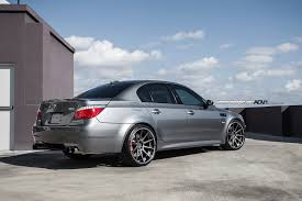 BMW M5 E60 on ADV10 Deep Concave s BMW M5 Forum and M6 Forums