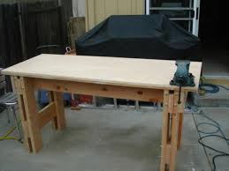 building my first work bench what are the must haves the