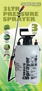 Image Is Loading NEW 3 LITRE GARDEN SPRAYER WEED KILLER CHEMICAL