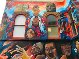 Chicano Park Murals Meanings by Immigrant Identity Writing Is Thinking