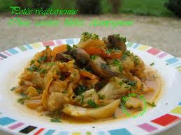 potee de chou vert potée végétarienne chou carottes blettes chignons cuisson au