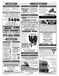The Greensheet (Dallas, Tex.), Vol. 35, No. 303, Ed. 1 Wednesday ... This Articles Tells How 14 People Are Boycott Dr Pepper Killeen No 4 In Texas For Employers Looking To Hire Business American Classifieds May 19th Edition Bryancollege Station By Ptdi Student Driver Placement 1994 Tour De Sol Otographs Truckdrivingschool 12th Drive The Guard Scholarship Cdl Traing Us Truck Driving School Thrifty Nickel Want Grnsheet Fort Worth Tex Vol 31 88 Ed 1 Thursday