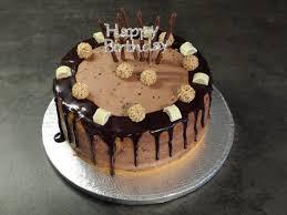 schokoladen giotto torte sabrinas backvergnü