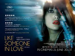 Film Review Like Someone In Love
