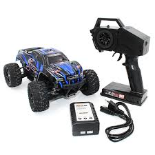 REMO 1631 1/16 Remote Control Monster Truck Toy 4WD Brushed Smax 4wd ...