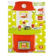 jeux chef de cuisine cuisiniere dinette enfant fille jouet chef 13 pcs cuisine jeu