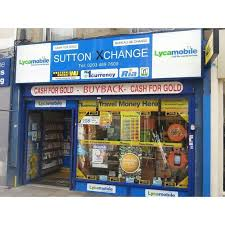 union bureau de change sutton xchange sutton bureaux de change foreign exchange yell