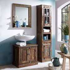 shabby badezimmer möbel kombi jamaica 3 teilig