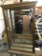 pulaski display cabinets ebay